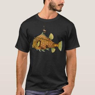 Steampunk Fish T-Shirt