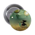 Steampunk Flight Buttons
