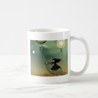 Steampunk Flight Coffee Mug