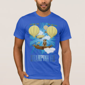 Steampunk Fly T-Shirt