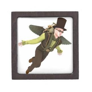 Steampunk Flyer Gift Box