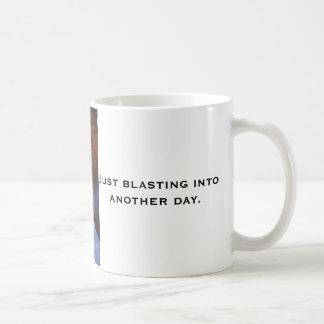 Steampunk Flying Machine Coffee Mug