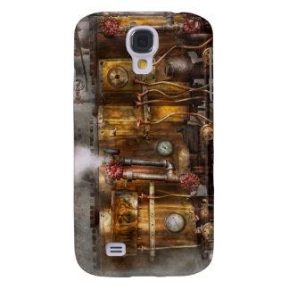 Steampunk - fontanería - aparato de Distilation Funda Para Galaxy S4