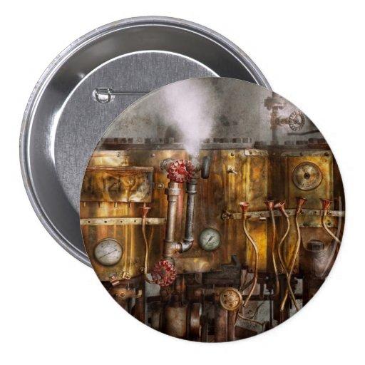 Steampunk - fontanería - aparato de Distilation Pins