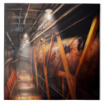 Steampunk - fontanería - el vestíbulo tejas  ceramicas