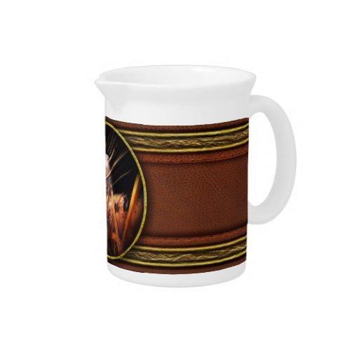 Steampunk - fontanería - el vestíbulo jarra de beber