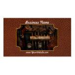 Steampunk - fontanería - la matriz de la válvula tarjeta de visita