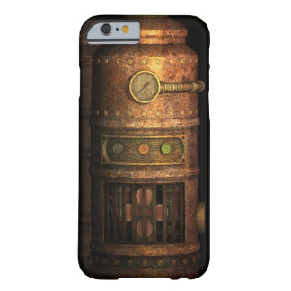 Steampunk Funda Barely There iPhone 6