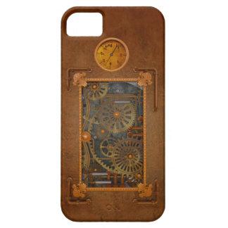 Steampunk Funda Para iPhone SE/5/5s