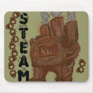 Steampunk Furnace, mousepads