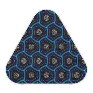 Steampunk Gadget Geometric Pattern Bluetooth Speaker