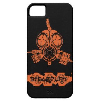 SteamPunk Gas Mask iPhone SE/5/5s Case
