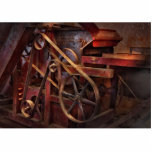 Steampunk - Gear - Belts and Wheels Photo Cut Outs