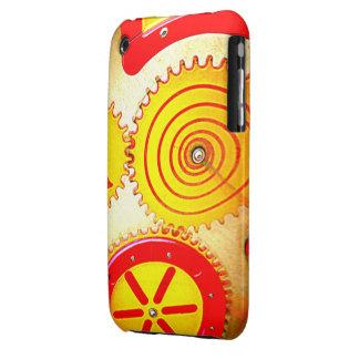 Steampunk Gear Cellphone Case iPhone 3 Case
