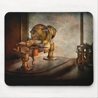 Steampunk - Gear Technology Mouse Pad