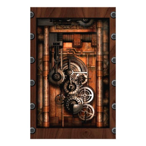 how to make steampunk items