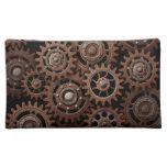 Steampunk Gears Cosmetic Bag
