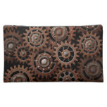 Steampunk Gears Cosmetics Bags
