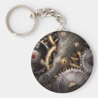 Steampunk - Gears - Horology Keychain