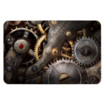 Steampunk - Gears - Horology Magnets