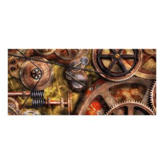 Steampunk - Gears - Inner Workings Rack Card