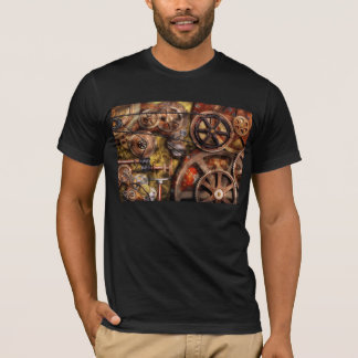 Steampunk - Gears - Inner Workings T-Shirt