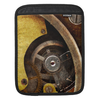 Steampunk gears sleeves for iPads