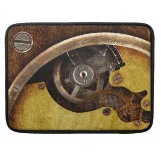 Steampunk gears sleeves for MacBook pro