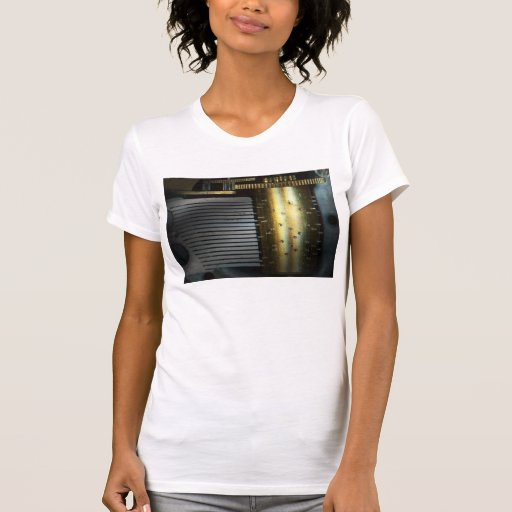Steampunk - Gears - Music Machine T Shirt