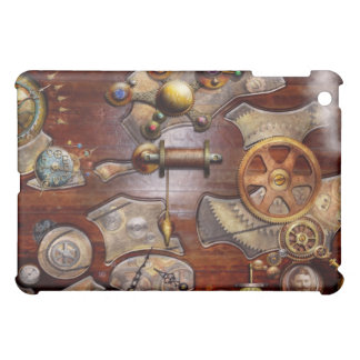 Steampunk - Gears - Reverse engineering Case For The iPad Mini