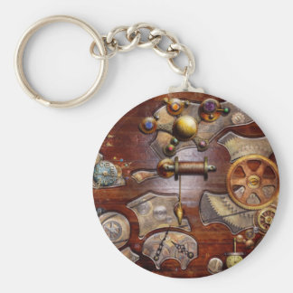 Steampunk - Gears - Reverse engineering Key Chains