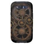 Steampunk gears samsung galaxy s3 case
