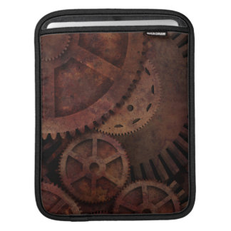 Steampunk gears sleeve for iPads