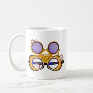 steampunk goggles mugs