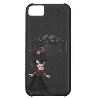 Steampunk Goth Girl iPhone 5 Case