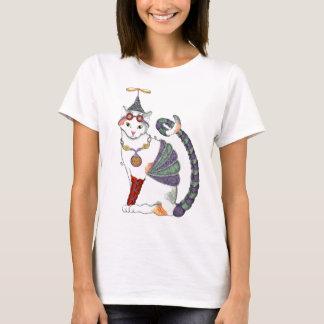 Steampunk Gretel Cat Tee