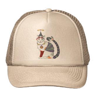 Steampunk Gretel Cat Trucker Hat