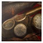 Steampunk - guerra - recordar la guerra azulejos ceramicos