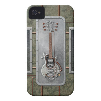 Steampunk Guitar Blackberry Bold Covers
