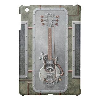 Steampunk Guitar Cover For The iPad Mini