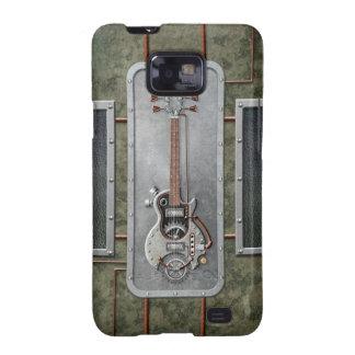 Steampunk Guitar Samsung Galaxy S Cases