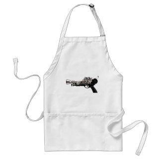 Steampunk Gun Adult Apron