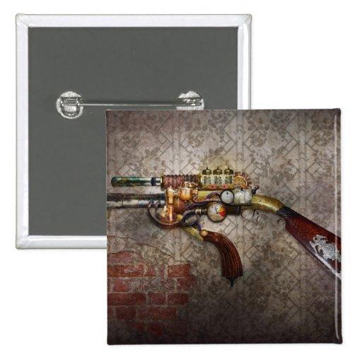 Steampunk - Gun - The sidearm Pins