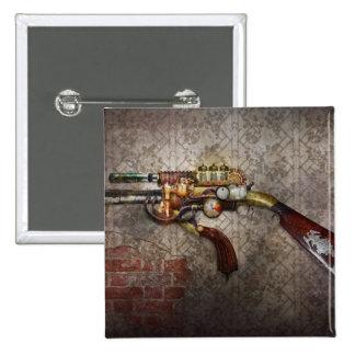 Steampunk - Gun - The sidearm Pinback Button