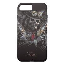 Steampunk Gunslinger iPhone 8 Plus/7 Plus Case