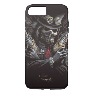 Steampunk Gunslinger iPhone 7 Plus Case