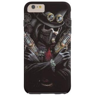 Steampunk Gunslinger Tough iPhone 6 Plus Case
