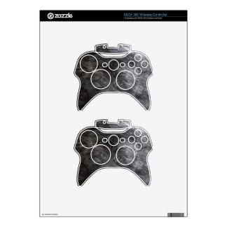 Steampunk Hardcore Metal Grunge Xbox 360 Controller Skins