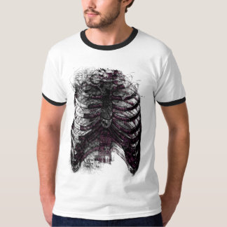 Steampunk Heart Cage T Shirt