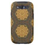 Steampunk Honeycomb Samsung Galaxy SIII Cover